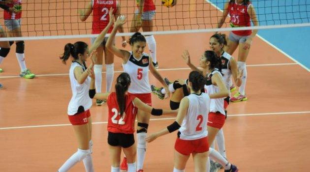 Türkiye 3 - 0 Peru