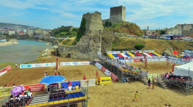 TVF Plaj Voleybolu Kulüpler Ligi Finallerine Katılacak Kulüpler Belli Oldu!