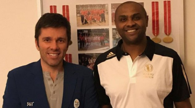 Volero Zürih'in yeni antrenörü Rodrigues