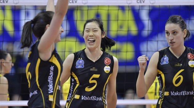 Zhu Ting: 'Yüksek enerjimizle kupayı hak ettik'