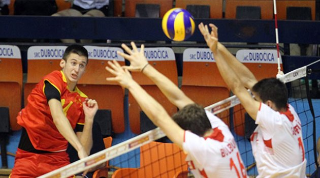 U19 Balkan Şampiyonası'na Galibiyetle Başladık