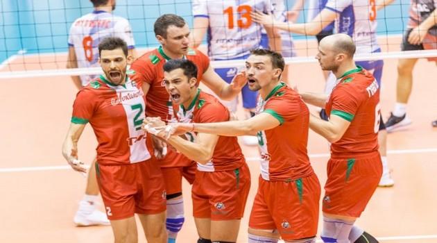 Rusya Erkekler Voleybol Ligi'nde 14.Hafta