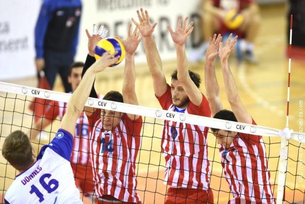 Sırbistan'da serinin 3. maçı Vojvodina'nın