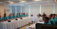 1. Ulusal Aday Hakem Kursu Ankara'da devam ediyor