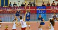 2015 CEV Bayanlar Avrupa Ligi'ne Yunanistan galibiyeti ile başladık