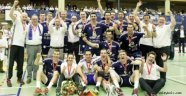 Olefir'in forma giydiği Amriswil, İsviçre Şampiyonu!..
