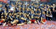 ZAKSA Kedzierzyn-Kozle Polonya şampiyonu!...