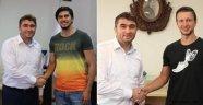 Jeopark Kula'dan iki transfer daha