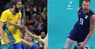 Rio'da erkeklerde finalin adı İtalya - Brezilya
