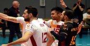 Galatasaray Arkas'ı 5 Sette Devirdi