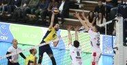 Fenerbahçe Trentino'ya Direnemedi
