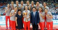 Asya'nın şampiyonu Çin!..