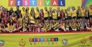 Küçük Kızlar'da Şampiyon Fenerbahçe