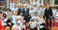 Süper Kupa'yı Halkbank kazandı