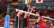 Türkiye: 0 Japonya: 3