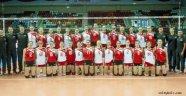 Küçük Kızlar Balkan Şampiyonası Ankara'da