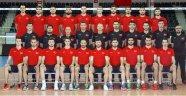A Erkek Milli Takımımız World League Öncesi Hazırlıklarını Sürdürüyor