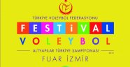 Altyapılar Türkiye Şampiyonası Voleybol Şöleni Başlıyor