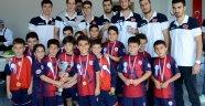 Arkas Spor'a 'Sağlığa Duyarlı Kulüp' ödülü verildi