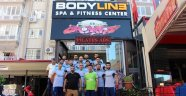 Body Line Fitness'tan Adana BYZ Algomed'e sponsor desteği