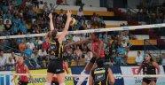 Brezilya'da Praia Clube, Sesi'yi 3-0 yendi...
