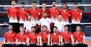 Erkek Milli Takımımız, Azerbaycan'da 4. Oldu