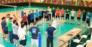 FIVB 2. Kademe Antrenör Kursu Bakü'de devam ediyor
