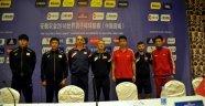 FIVB World League 2'nci Grup 3'üncü Etap H2 Grubu Maçları Basın Toplantısı Gerçekleşti