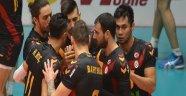 Galatasaray Azores'e Set Vermedi