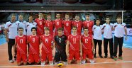 Genç Erkekler Arnavutluk galibiyeti ile başladı