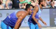 Giginoğlu / Urlu İkilisi Ljubljana Masters'da Bronz Madalyanın Sahibi Oldu