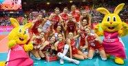 Grand Prix'te; Türkiye 3-0 Galip