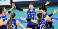 Güney Kore final serisinde IBK 2-1 öne geçti