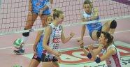 İtalya yarı finalinde ilk maç Novara'nın: 3-0