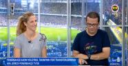 Mia Jerkov, FB TV'ye konuk oldu