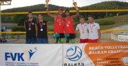 Millilerimiz Kosova Cumhuriyeti'nden 2 Altın, 1 Gümüş Madalya İle Dönüyor