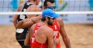 Murat - Volkan, FIVB Olsztyn Grand Slam'e veda ettiler