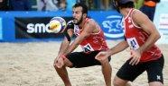 Murat - Volkan Klagenfurt'ta ikinci maçlarını oynadılar