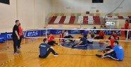 Oturarak Voleybol Milli Takımı'nın kampı tamamlandı