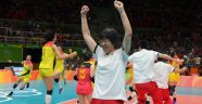 Rio 2016 bayanlarda Çin Şampiyon!..