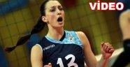 Rusya final serilerinde Kazan ve Odintsovo set vermedi: 3-0 (VİDEO)