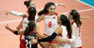 U16 Avrupa Şampiyonası'nda Türkiye 3 - Belçika 0
