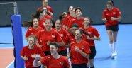 U18 Milli Takımımız Dünya Şampiyonası'na Ankara'da Hazırlanıyor