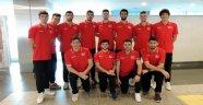 U21 Erkek Milli Takımımız Çek Cumhuriyeti'ne Hareket Etti