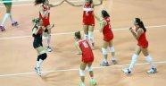 U23 Bayan Milli Takımımız Bulgaristan'ı geçip yarı finale yükseldi