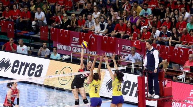 Türkiye 0 – 3 Brezilya