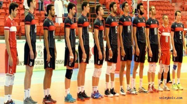 U23 Erkekler Dünya Şampiyonası'nda yarı finaldeyiz
