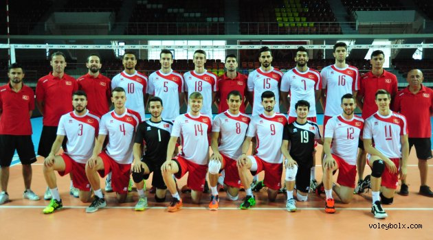 U23 Takımımız, Dünya Şampiyonası Elemeleri İçin Hırvatistan'a Gidiyor
