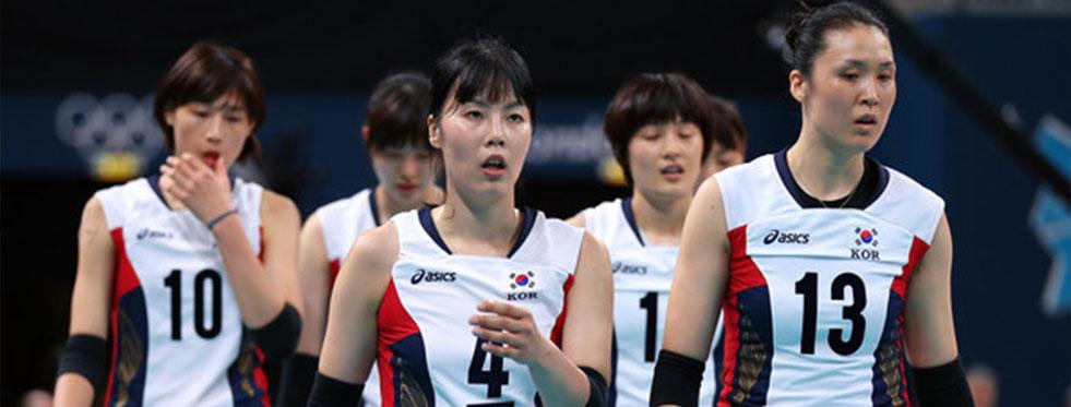 18. Asya Bayanlar Voleybol Şampiyonası'nda sıra çeyrek finalde...