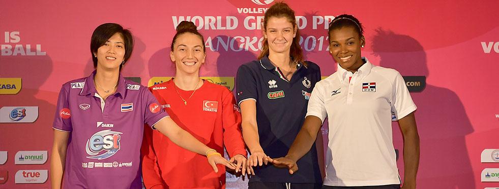 2017 FIVB Grand Prix Medya Toplantısı Yapıldı